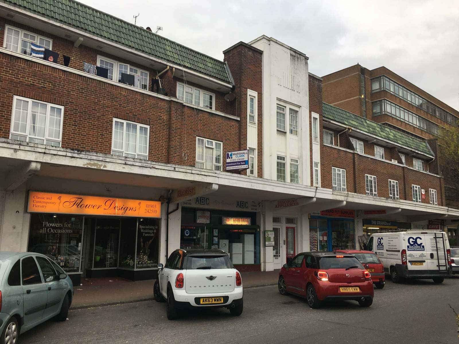 Investment sale completed at 15 Strand Parade Worthing