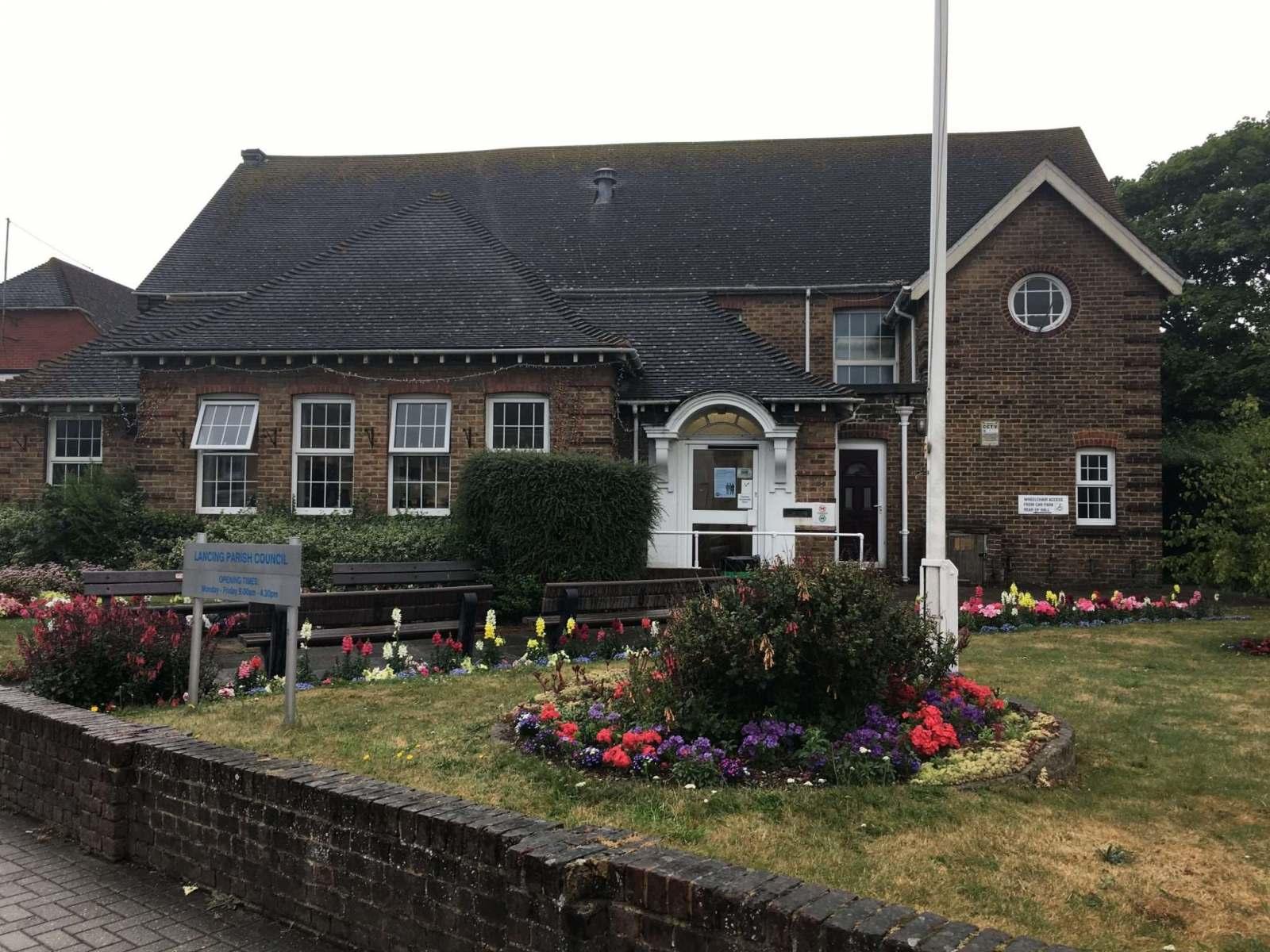 Last office remaining in Lancing Parish Rooms