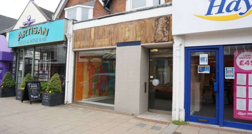 Recent Letting in Eastleigh High Street