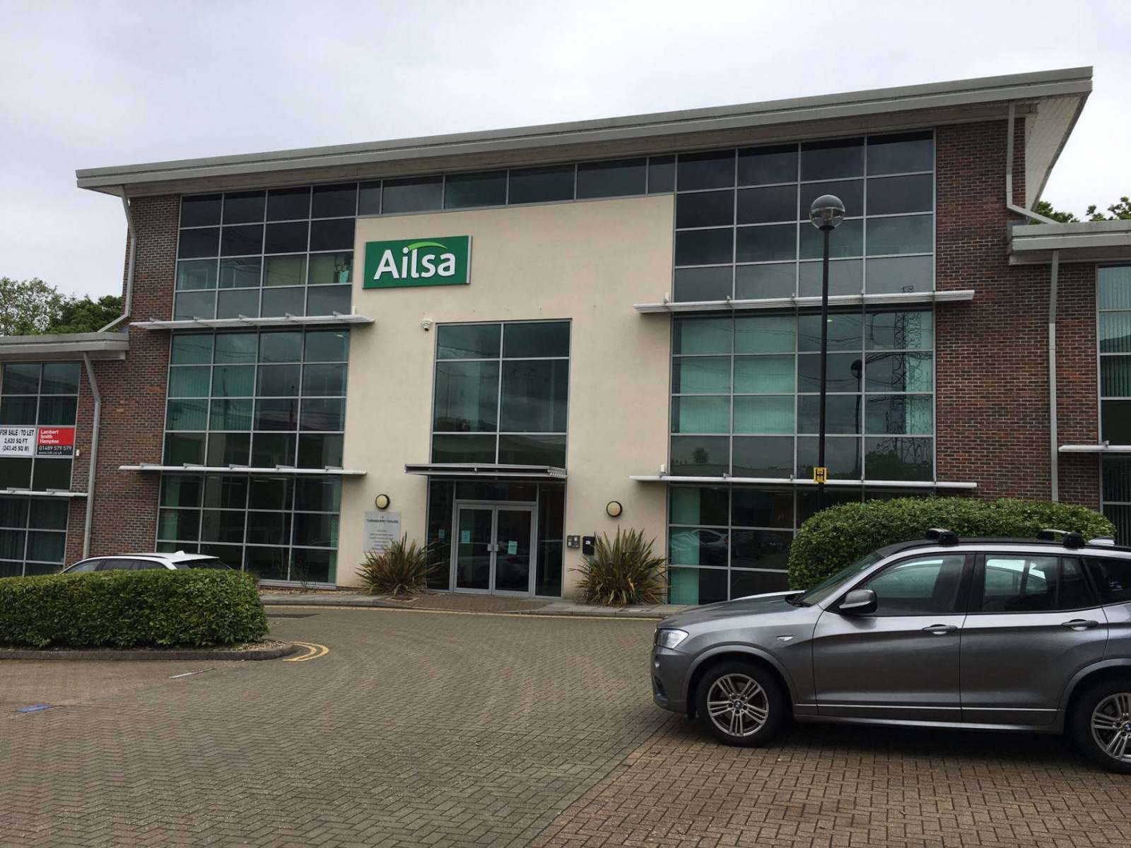 To let Office Ailsa 3 Turnberry House Solent Business Park