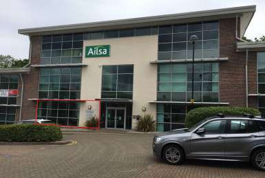 To let GF Office Ailsa 3 Turnberry House Solent Business Park