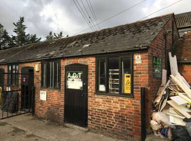 To Let storage in chichester