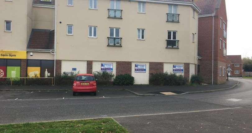 A retail opportunity with 2 years rent free and a blank canvas for a tenant to fit out