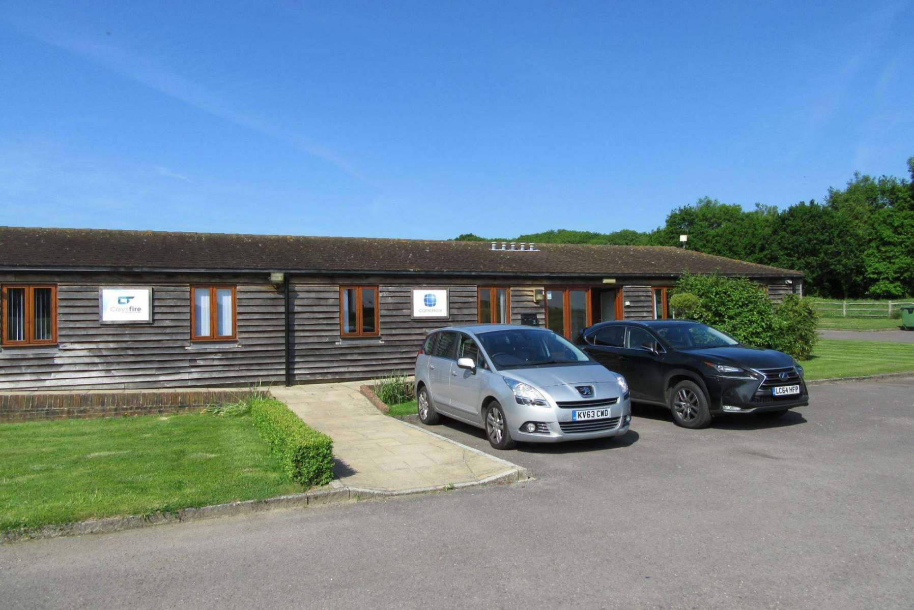 New Instruction Crays Court Office To Let