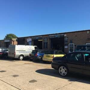 For Sale Freehold Industrial Unit Rudford Industrail Estate