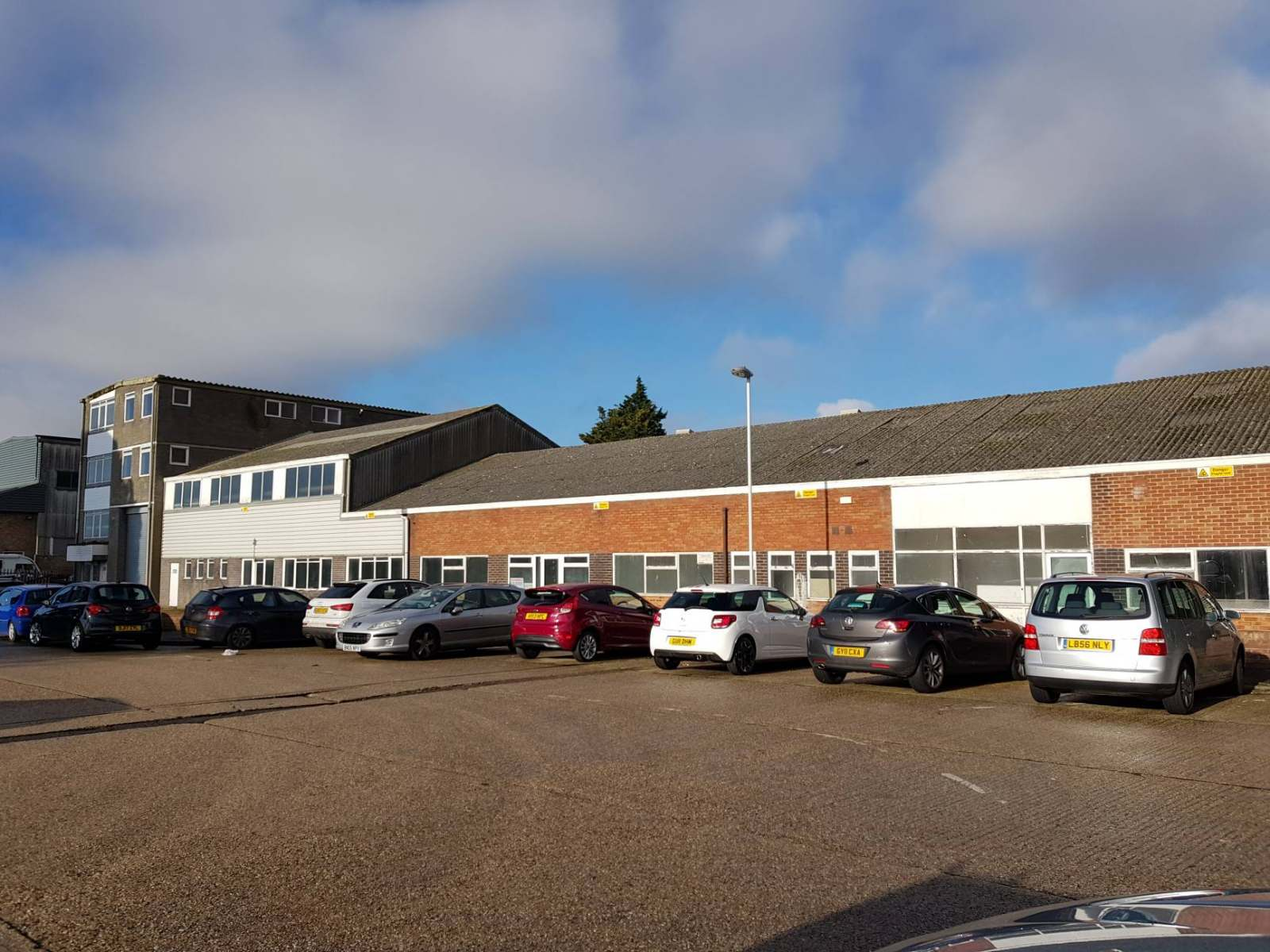 For Sale/To Let Industrial Unit Woods Way Goring By Sea Worthing