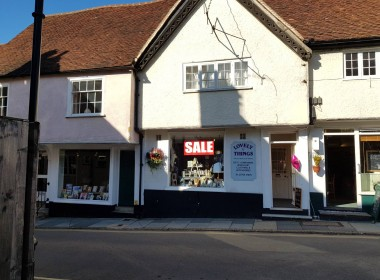 To let ground floor shop 2 red lion street Midhurst