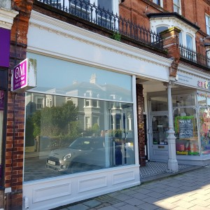 To Let Ground Floor Shop Worthing