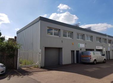 Unit 1 Thesiger Close Worthing to let