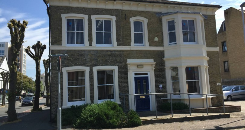 New to the Market – Central Worthing Office – With Parking