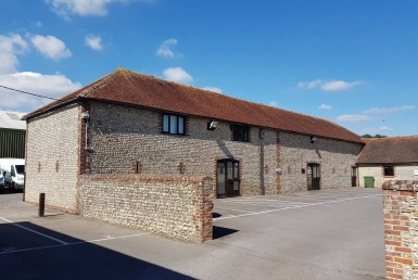 To Let Units 3 and 4 Temple Bar Business Park Chichester Offices