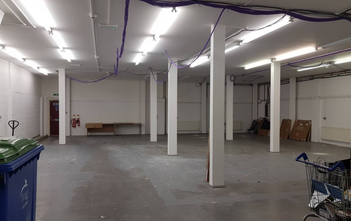 To Let Ground Floor Unit 6 Northbrook Business Park Worthing Industrial Marshall Clark