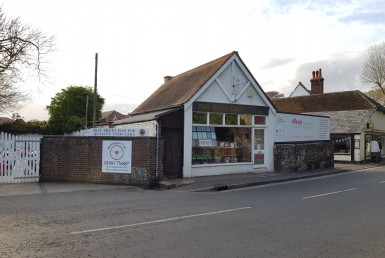 To let 8 sea lane rustington shop