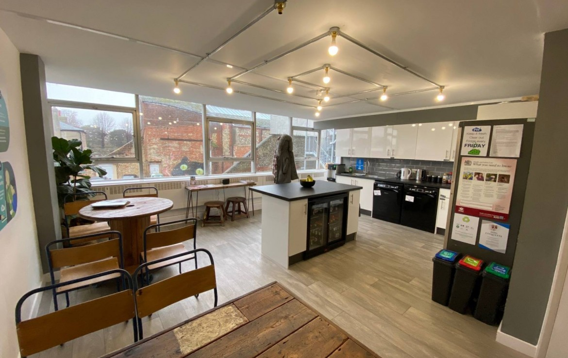 Freedom Works Serviced Offices Chichester to rent