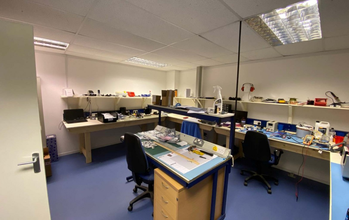 Unit 11 Temple Bar Business Park Industrial Chichester to let